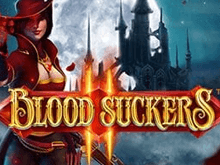 Blood Suckers II в казино Вулкан
