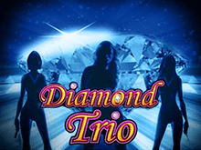 играть Diamond Trio на деньги